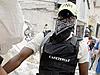 Мародеры своих полицейских очень боятся