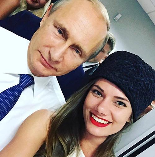 Как сделать свое фото с президентом