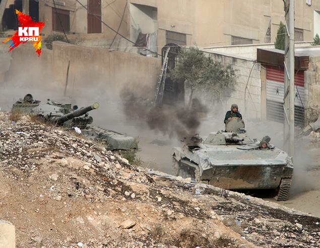Syria is no Blitzkrieg