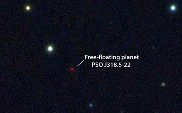Ад расположен в 75 световых годах от Земли
