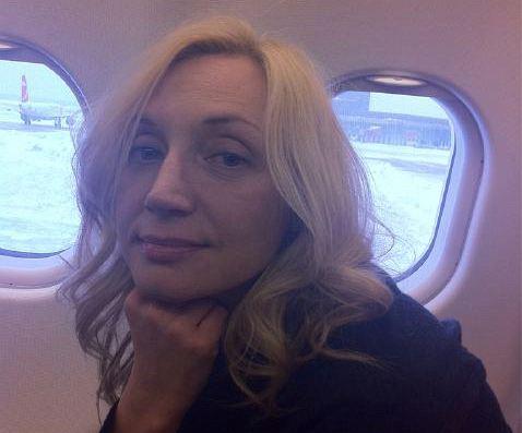 Кристина Орбакайте выложила в  блоге свое фото без макияжа...
