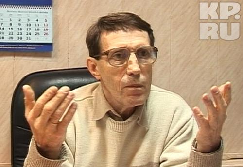 Владимир Будневич - глава