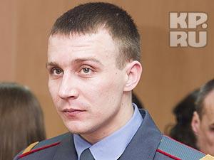 Услышав приговор, сержант Григорий Горюнов едва не заплакал.