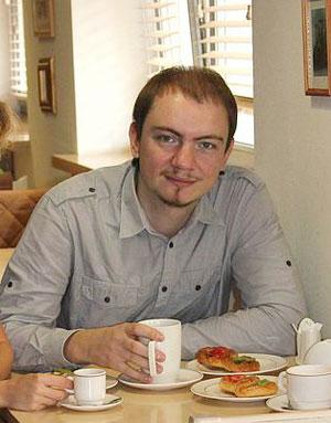 Евгений Олейник, композитор.