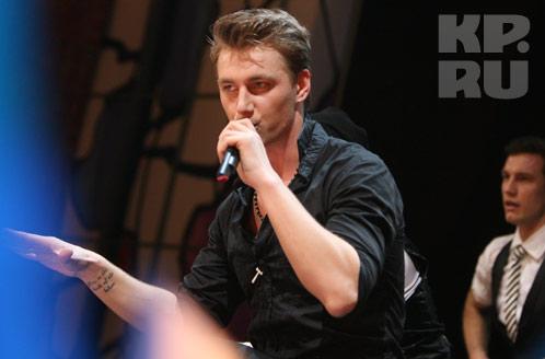 На Евровидение поедет...Алексей Воробьев!