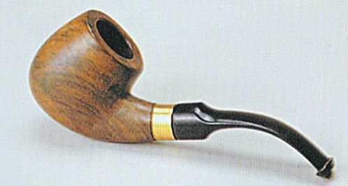 Эта трубка Сталина тоже хранилась у Власика.
