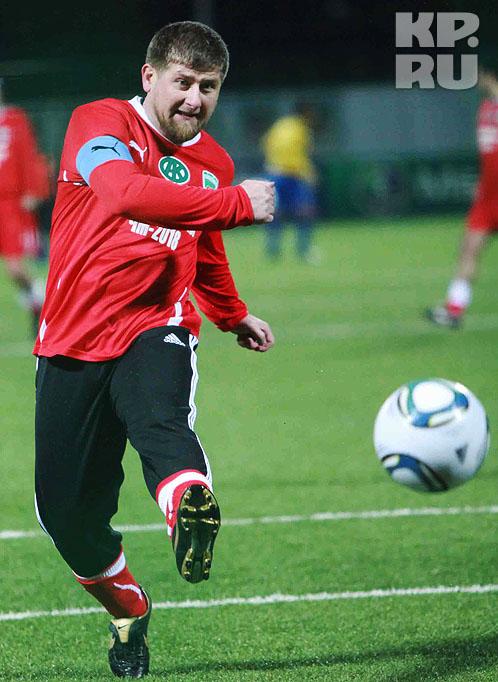 Кадыров трижды бил пенальти, но забил лишь однажды.