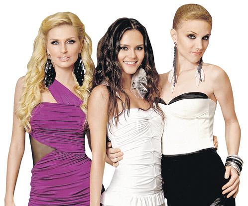 Фабрика - российская женская поп-группа, появившаяся вФормат MKV.