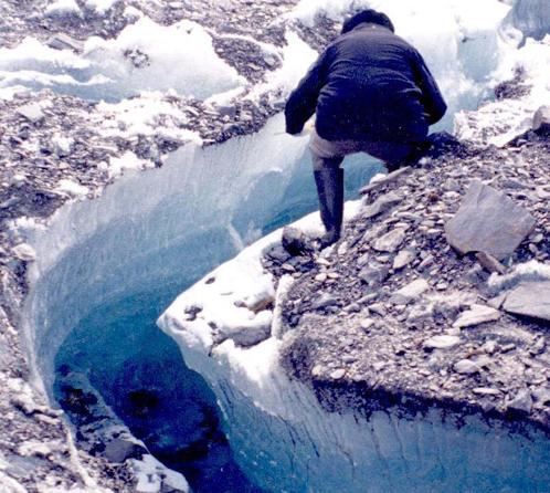 Хувер ищет экстримофилов на Аляске