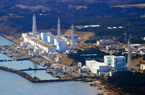 АЭС Фукусима, час до взрыва