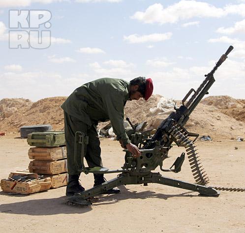 Если бы  у ливийской армии было современное российское оружие,  операция НАТО могла пойти по другому сценарию