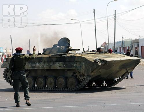 Боевая машина пехоты советского образца