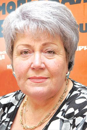 Валентина Беспятова