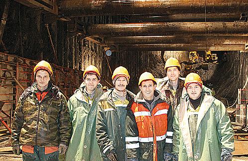 Лефортовского тоннеля,