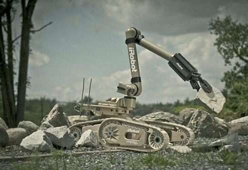 Для ликвидации последствий аварии на АЭС японцы уже подгоняют роботов
