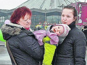 Дочь Гурченко: У мамы была очень тонкая талия, но