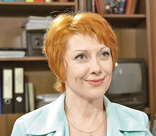 Оксана Сташенко