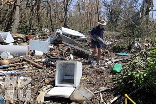 Австралия приходит в себя после тропического циклона