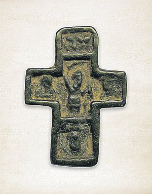Существует поверье, что крест Никиты Бесогона изгоняет бесов и помогает покаяться в грехах.