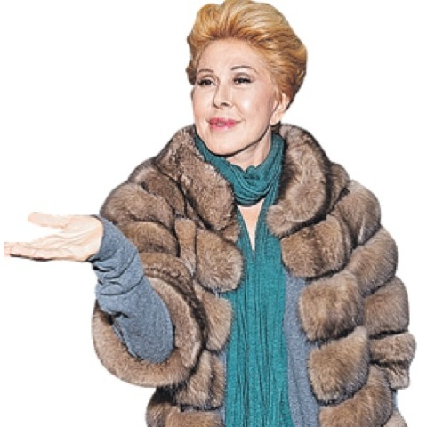 Любовь Успенская не пришла на программу. Певица уверена, что ей не за извиняться перед мэтром.