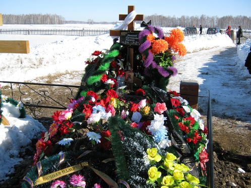 Николай Марков не дожил несколько часов до своего 25-летия
