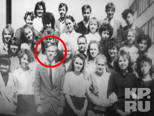 Сергей Ляпин был тихим, неприметным подростком, учился в основном на тройки
