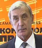 Профессор Михаил Виноградов.