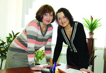 Ольга и Тамара. Не только сестры, но и компаньоны