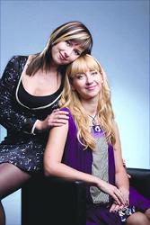 Дочери Екатерина и Елена