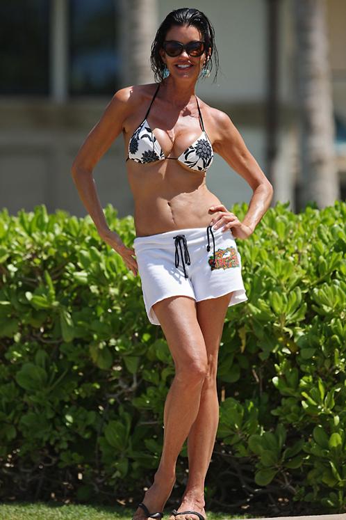 Бывша подруга Сильвестра Сталлоне, Дженис позиционирует себя как первая в мире супермодель - ведь ее карьера пошла в гору задолго до Синди Кроуфорд и Наоми Кэмпбелл. Фото: Splash/All Over Press.