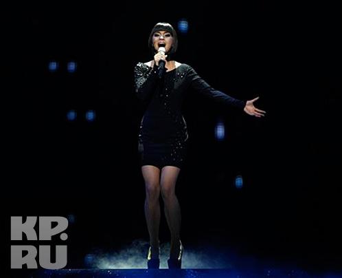 Певица из Австрии Nadine Beiler