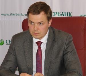 Заместитель председателя Поволжского банка Сбербанка России Владимир Ситнов.
