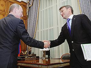Герман Греф пригласил Владимира Путина посетить детскую деревню