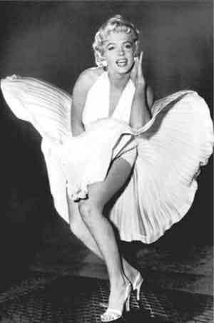 Легендарное белое платье Мерилин Монро продадут на аукционеКомментарии.