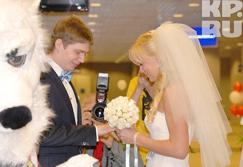 3 июня Евгений и Настя создали семью Кузнецовых.