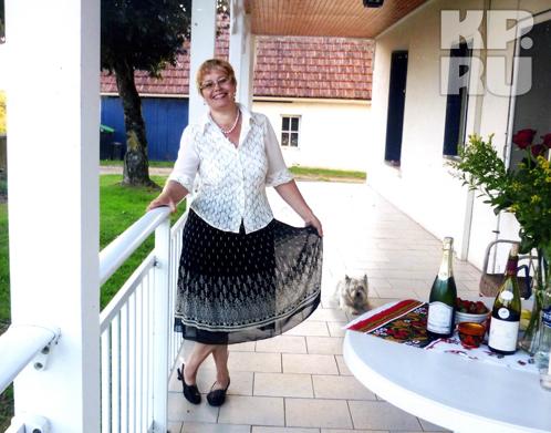 Нина Михайловна готовится к переезду во Францию