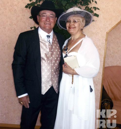 Свадебное платье выбирал жених