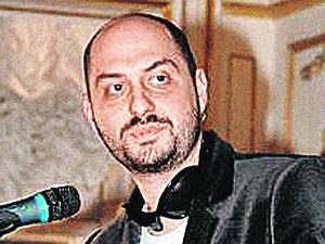 Режиссер Кирилл Серебренников.