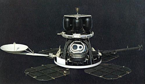 Аппарат Lunar Orbiter 3