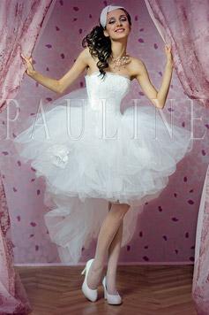 Свадебное платье Шаде от Pauline.
