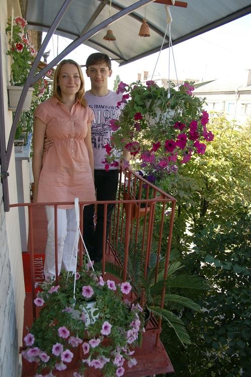 В Гомеле наградили миллионом рублей хозяев самого красивого балкона