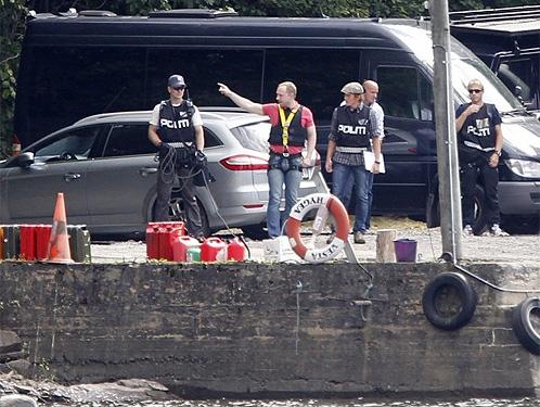 полицекйские предприняли беспрецедентные меры безопаности