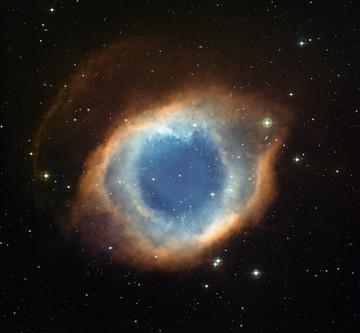 Это око взглянуло на нас 12 тысяч лет назад