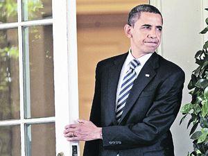 Пока Обама держит удар и «уйти» себя не дает...