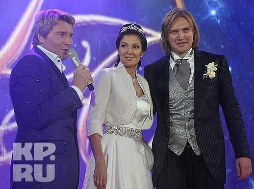 свадьба кадышевой сына фото