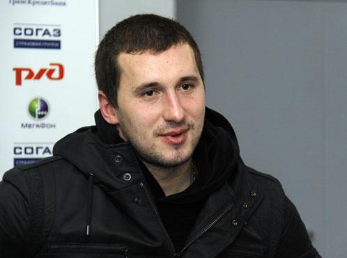 Саша Галимов всегда был позитивным.