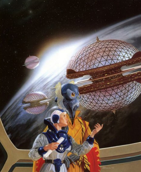 Если внеземные цивилизации существуют, то от телескопа они не спрячутся