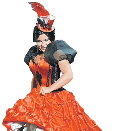 Ани лорак уже опытный оперный боец