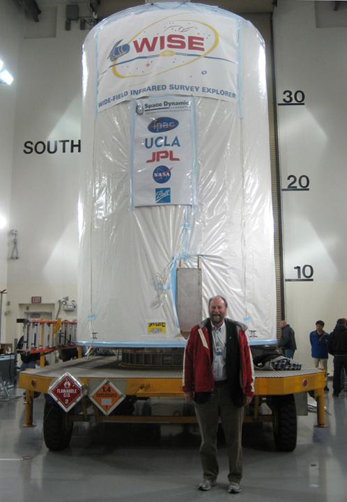 Орбитальный инфракрасный телескоп пере запуском