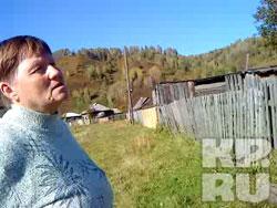 Соседка Нина Шеломенцева, выслушав рассказ бабы Раи о встрече с непонятным существом, сходила - посмотрела место его лежки.